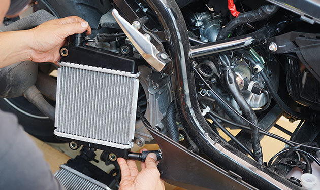 Radiator Service Blackburn